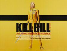 """KILL BILL VOL. 1 & 2 TARANTINO repro uk quad posters 30x40"""" high quality"""