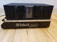 McIntosh MC2100 Amplifier- Excellent!