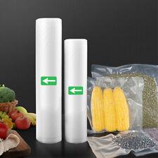Food Vacuum Sealer Bags Packaging Bag Rolls For Food Storage Saver Sous Vide 7F