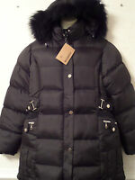 LADIES NEW WINTER WARM EXTRA THICK PADDED HOODED COAT QUILTED JACKET