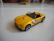 Matchbox Ford Shelby Cobra Concept in Yellow