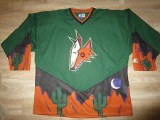 Phoenix Arizona Coyotes Yotes Head starter NHL Hockey Jersey XXL 2XL