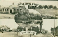 Earlsdon  Coventry Multi Greetings Streets Park 1923    D2.2066