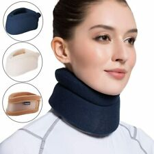 Velpeau Neck Brace -Foam Cervical Collar - Soft Neck Support Relieves Pain & Pre