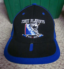 Maha State Playoffs baseball hat Pee Wee med cap 2012 hockey Mich 00004000 igan embroidery