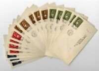 US Group of 20 Pristine Early Stationery