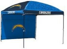 Los Angeles Chargers NFL Canopy Wall Tent Tailgating Beach Picnic Flea Market