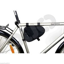 Bicycle Bike Cycle Frame Bag Case Pannier Pouch Standard Size NEW MADE IN EU TR1