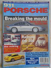 911 & Porsche World No 49 1998 TechArt 996, Rally 356
