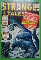Strange Tales #85 Jack Kirby Return Of Gargantus Atlas / Marvel GD/VG 1961
