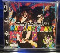 Insane Clown Posse - When I'm Clownin' CD gathering of the juggalos danny brown
