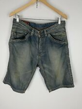 MARLBORO CLASSICS Shorts Bermuda Jeans Pantaloni Trousers Tg 32 It: 48 Uomo Man