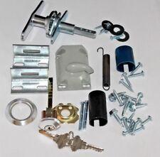 Garage Door Lockbar Replacement Kit, Lock Bag with Spacer and Fasteners