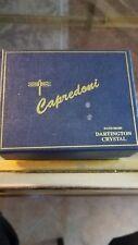 Dartington Crystal Daffodil By Capredoni