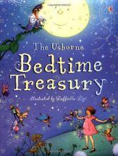 Bedtime Treasury (Usborne Anthologies and Treasuries)-Rosie Dickins, Rafaella L