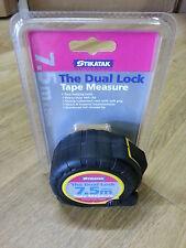 Stikatak Tape Measure - 7.5m x 25mm dual lock