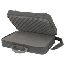 Chord Padded Microphone Mic Transit Carry Case Gig Bag with Customisable Foam