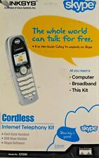 LINKSYS SKYPE ICORDLESS INTERNET TELEPHONY KIT MODEL CIT200