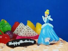 Cake Topper Decoration Disney Princess Cinderella Little Glass Slipper A629 F