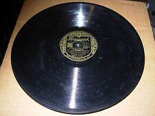 LOUISIANA RHYTHM KINGS basin st blues / last cent ( jazz ) 78 rpm brunswick 2506