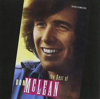 DON McLEAN The Best Of (US Import) CD BRAND NEW Remastered