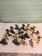 2003 Unimax Toys U.S. Soldiers Lot of 13&other Toy 6