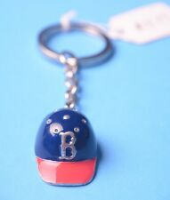 Boston Red Sox Baseball  keychain-Letter B