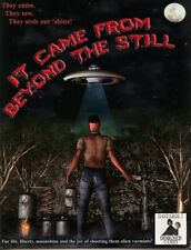 It Came From Beyond The Still Core Book SC MINT Aliens vs Hillbillies Wargame