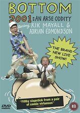 Bottom (2001)  An Arse Oddity Adrian Edmondson, Rik Mayall, Steven NEW UK R2 DVD
