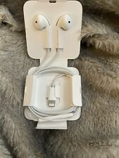 New Original Apple iPhone EarPods With Lightning Connector Earphones
