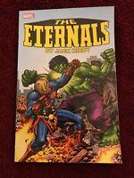 ETERNALS VOL 2 Jack Kirby TPB Marvel VG OOP