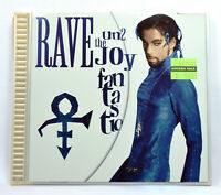 Prince Rave Un2 The Joy Fantastic CD Album USA Import 1999 with Poster Insert