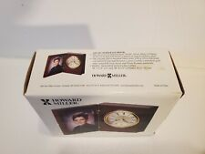 Howard Miller Portrait Book Desk Clock New In Box 645-497
