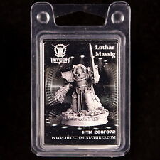 Exorcist Egzekuthor Lothar Massig HiTech Miniatures 28mm SF