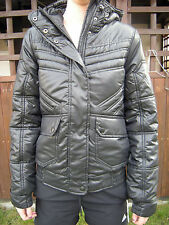 O´NEILL Winter Jacke Johnson Black Out Gr. L Winterjacke mit Kapuze Polyester