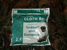 Tristar/Compact Cloth Bag W/Metal Ring Brand New.