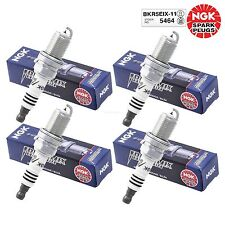 New NGK Iridium IX 5464 Set (4) Spark Plug Performance Power MPG Upgade