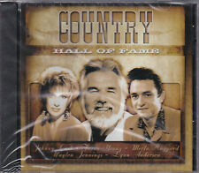 CD 16T COUNTRY CASH/JENNINGS/PARTON/WHITMAN/NELSON NEUF SCELLE