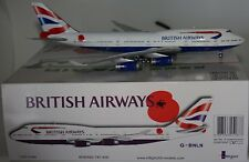 Inflight 200 IFCL744BAPOP001 Boeing 747-436 British Airways G-BNLN in 1:200