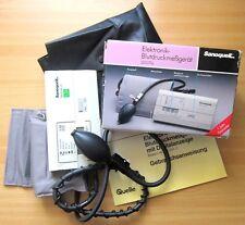 Vintage SANOQUELL Elektronik-Blutdruckmeßgerät Digital Quelle 445.723 0 in OVP