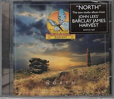 BARCLEY James Harvest-North, CD NUOVO