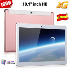 "10.1"" Android 6.0 Phablet 3G Tablet 16GB MT6580 WiFi 2x SIM Tablet PC 1280*800"