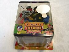 Rescue Heroes FDNY Billy Blazes 2001 Toysrus Times Square Mariano Rivera Signed
