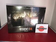 RESIDENT EVIL VII 7 BIOHAZARD BAKER'S MANSION ED WORLDWIDE SHIPPING - STOCK NEUF