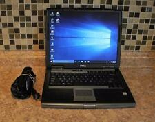 "Dell Latitude D520 15"" Laptop,Intel T2300 1.67 Ghz 1gb Ram,80gb HDD Win10,Offic"