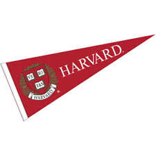 Harvard 12x30 Felt Pennant