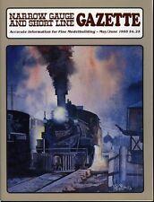 Narrow Gauge and Short Line Gazette : May June 1995 : Volume 21 Number 2