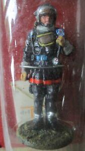 Del Prado-Figurine collector-Pompier,caporal en tenue-2005-sous blister