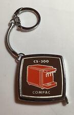 Booth Soda Fountain Soft Drink Dispenser Tape Measure Keychain Pepsi Coca Cola