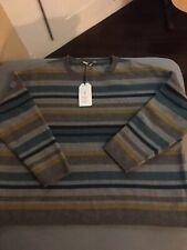Seasalt Stripy Jumper Size 22 BNWT Wool